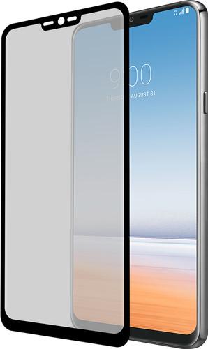 Azuri Protège-écran en Verre trempé incurvé pour LG G7 Noir Main Image