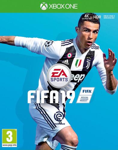 FIFA 19 Xbox One Main Image