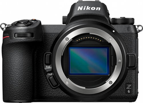 Nikon Z6 + FTZ Adapter Main Image