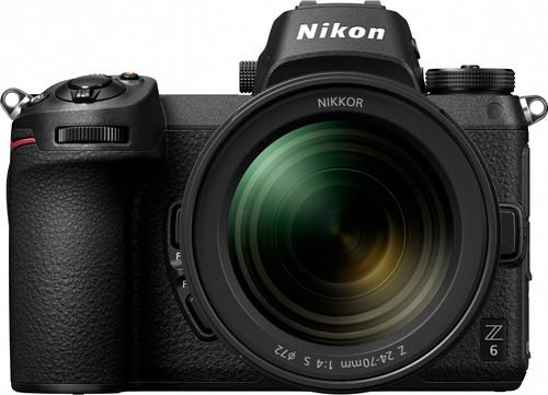 Nikon Z6 + 24-70mm f/4.0 S + FTZ Adapter Kit Main Image