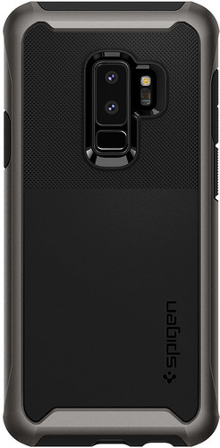 the latest 36d44 6d46a Spigen Neo Hybrid Urban Galaxy S9 Plus Back Cover Gray