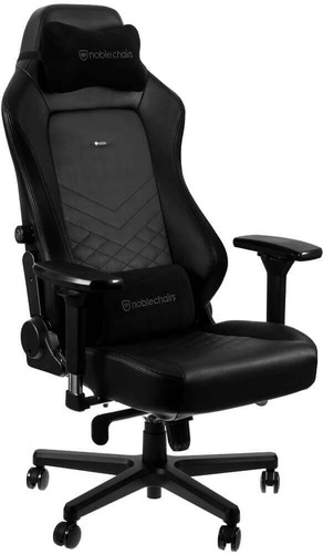 noblechairs HERO Gaming Chair Black Main Image