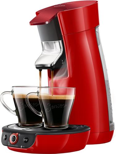 Senseo Viva Café Duo Select HD6564/80 Rood Main Image