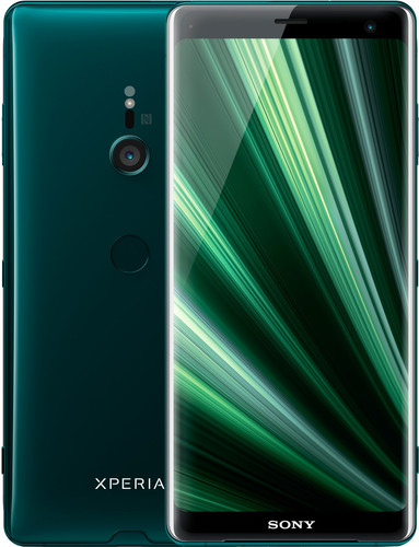 Sony Xperia XZ3 Forest Green Main Image