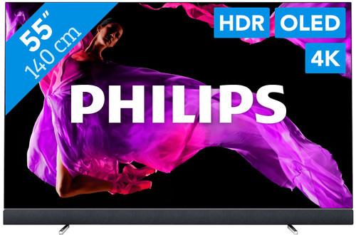 Philips 55OLED903 - Ambilight Main Image