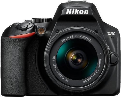 Nikon D3500 + AF-P DX 18-55mm f / 3.5-5.6G VR Main Image