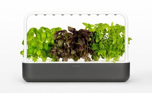 Click & Grow Smart Garden 9 - Gris foncé Main Image