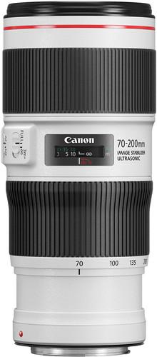 Canon EF 70-200mm f/4L IS II USM Main Image