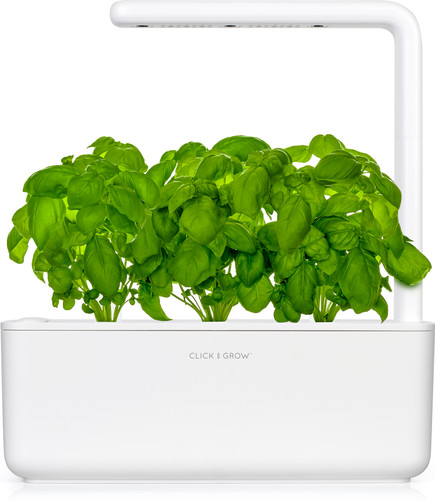 Click & Grow Smart Garden 3 - Blanc Main Image