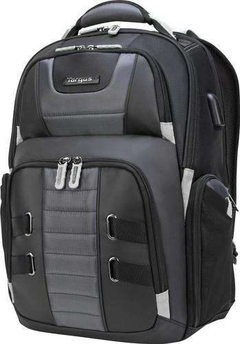 Targus DrifterTrek 17.3 USB Laptop Backpack Black Main Image