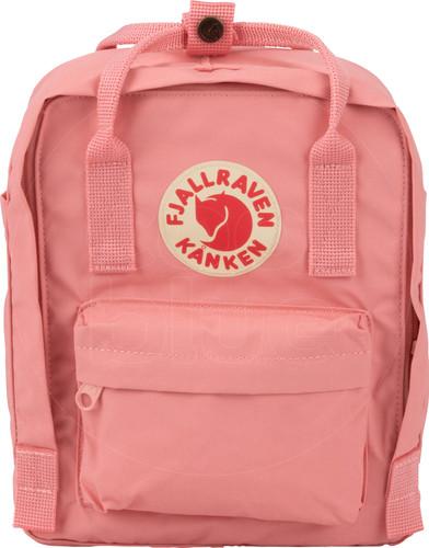 a586e6d86f4 Fjällräven Kånken Mini Pink - Children's backpack Main Image ...