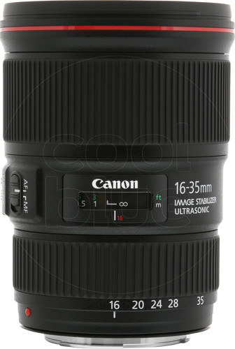 Canon EF 16-35mm f/4L IS USM Main Image