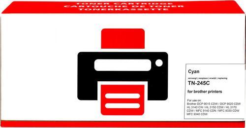 Pixeljet TN-245 Cyan pour imprimantes Brother Main Image
