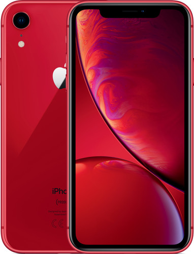 Apple iPhone Xr 128GB RED Main Image