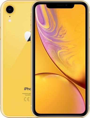 Apple iPhone Xr 256GB Yellow Main Image