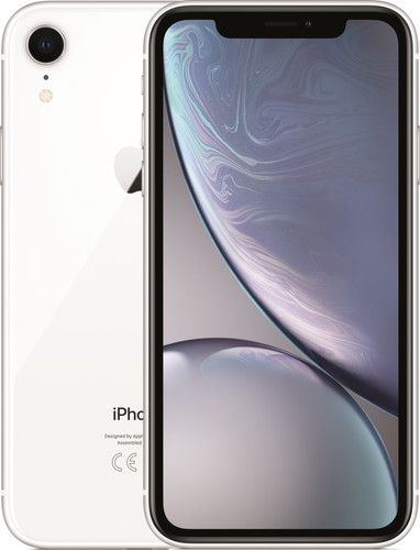 Apple iPhone Xr 64 GB Wit Main Image