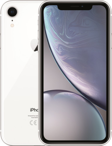 Apple iPhone Xr 128 GB Wit Main Image