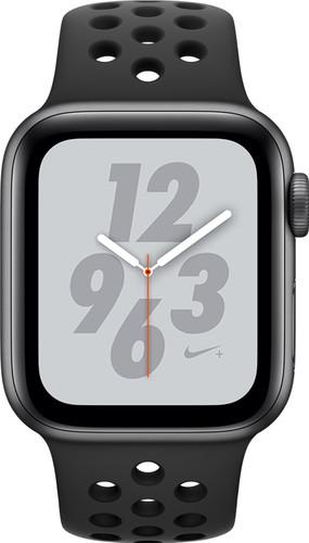 Apple Watch Series 4 40mm Nike+ Space Gray Aluminium/Sportband Main Image
