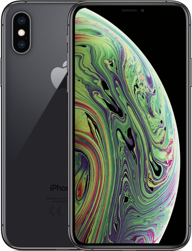 Apple iPhone Xs 256GB Space Gray Main Image