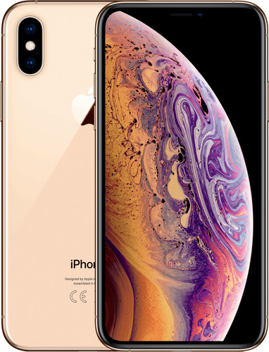 Apple iPhone Xs 256GB Gold Main Image