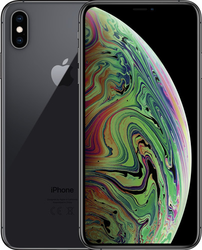 Apple iPhone Xs Max 64GB Space Gray Main Image