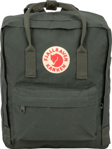 642b664b1c1 Fjällräven Kånken Forest Green - Coolblue - Voor 23.59u, morgen in huis