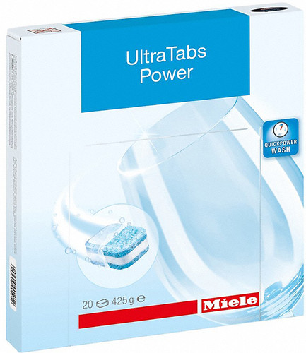 Miele UltraTabs Power - 20 stuks Main Image
