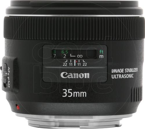 Canon EF 35 mm f/2 IS USM Main Image