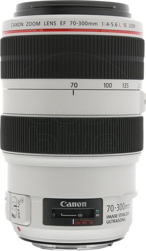 Canon EF 70-300mm f/4-5.6L IS USM Main Image