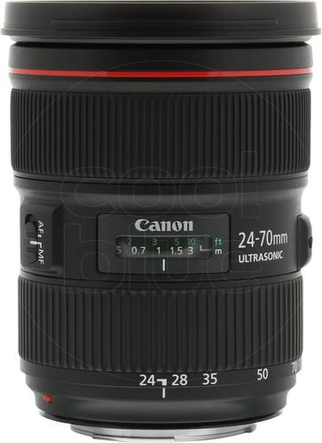 Canon EF 24-70mm f/2.8L II USM Main Image