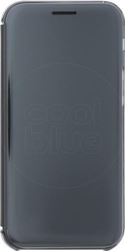 Samsung Galaxy A5 (2017) Clear View Cover Zwart Main Image