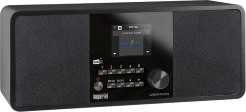 Imperial Dabman i220 Black Main Image