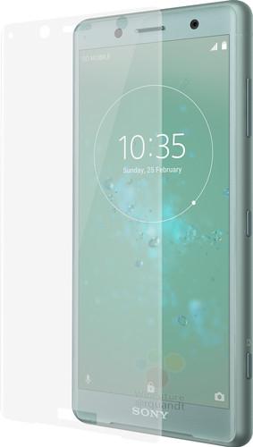 Azuri Protège-écran Verre trempé Sony XZ2 Compact Main Image