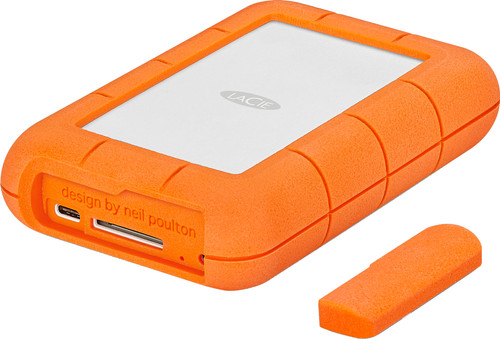 LaCie Rugged RAID PRO 4 To Main Image