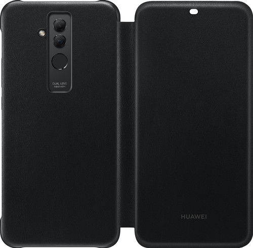 informazioni per 97770 59da5 Huawei Mate 20 Lite Wallet Cover Black