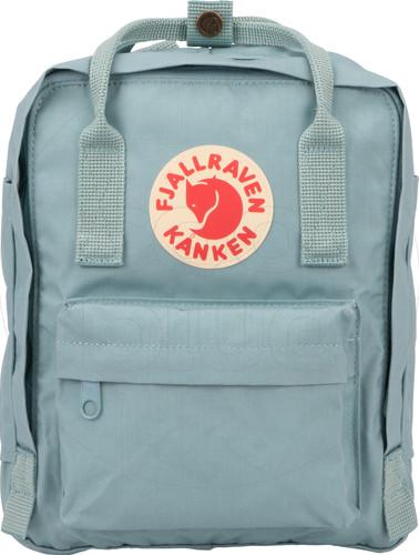 41f96116c8548 Fjällräven Kånken Mini Sky Blue - Kids backpack - Coolblue - Before ...