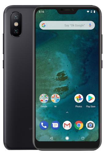 Xiaomi Mi A2 Lite Dual Sim 32GB Black Main Image
