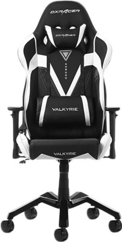 DXRacer Valkyrie Gaming Chair Black/White Main Image