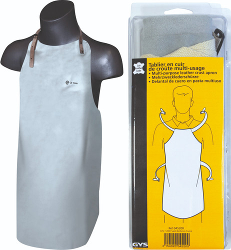 Gys learn welding apron Main Image