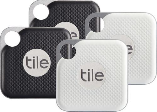 Tile Pro Combopack Noir et Blanc - 4 Pièces Main Image