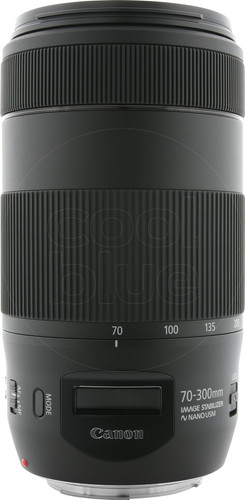 Canon EF 70-300MM f/4-5.6 IS II USM Main Image