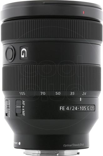 Sony 24-105mm f/4 G OSS Main Image