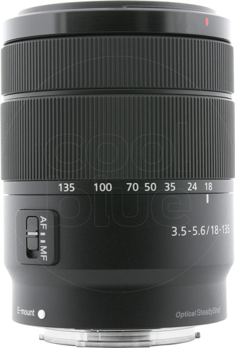 Sony SEL 18-135 mm f/3.5-5.6 OSS Main Image
