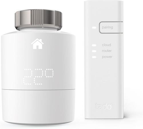 Tado Tête thermostatique intelligente + Kit de démarrage V3+ Main Image