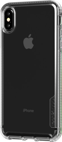 coque pure clear de tech21 iphone xs