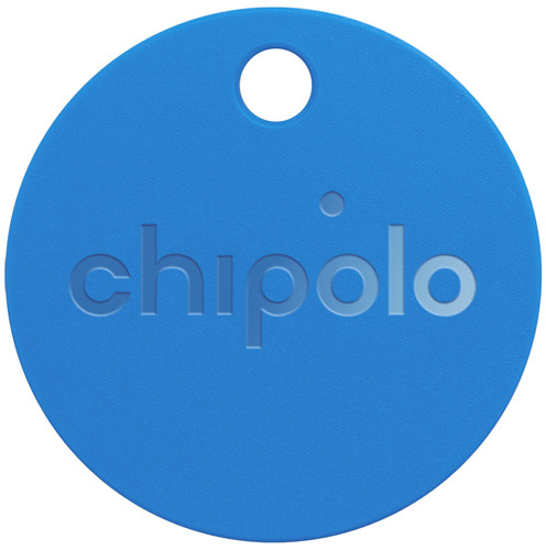 Chipolo Plus 2nd Gen Bleu Main Image