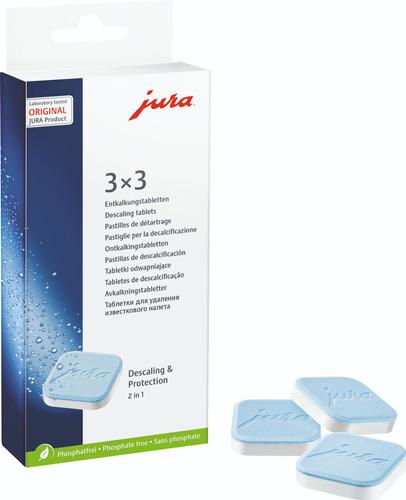 Jura Pastilles Détartrantes 3 x 3 pièces Main Image
