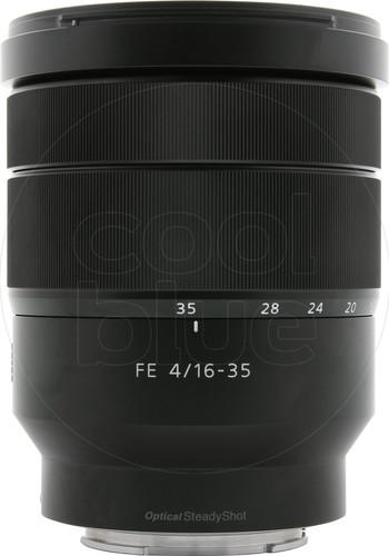 Sony Vario-Tessar T* 16-35 mm f/4 ZA OSS FE Main Image