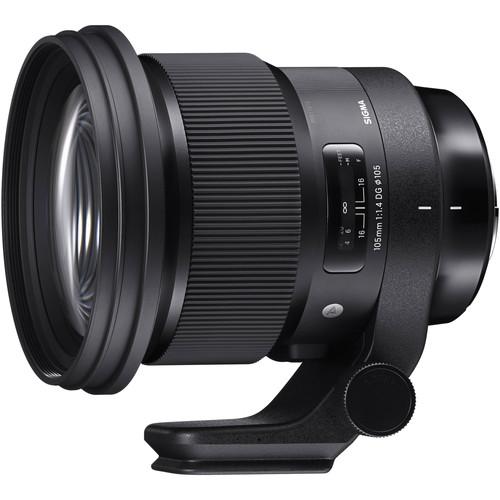 Sigma 105 mm f/1.4 DG HSM Art Canon EF Main Image