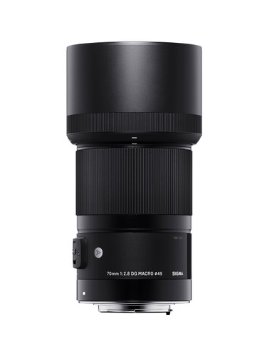 Sigma 70mm f/2.8 DG Macro Art Canon EF Main Image